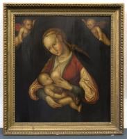 Lucas Cranach der Ältere (Umfeld): Madonna mit Kind