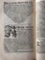 Sebastian Franck: Weltbuch, spiegel und bildtniß des ganzen erdbodens... in vier bücher, nämlich Asia, Europa, America