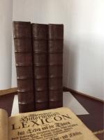 Buddeus: Allgemeines Historisches Lexicon, in welchem das Leben und die Thaten derer Patriarchen..