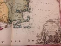 Homann, J.B.: Atlas Novus: Grosser Atlas uber die gantze Welt (...). Nürnberg, Homännische Erben, 1737