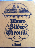 Ulm, Höhn, Karl Dr.:  Ulmer Bilderchronik