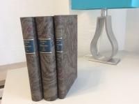 Lexikon Schwaben 3 Bände Ulm, 1791