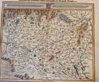VERKAUFT! Schwaben und Bayerlandt, darbey auch begriffen der Otenwald, Nortgöw