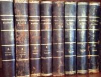 Brockhaus: Unsere Zeit.Jahrbuch zum Conversations-Lexikon. 1.- 8. Band, 1857- 1864