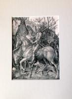 Albrecht Dürer: Der Reiter 1513