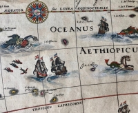 W. Blaeu:Africae nova descriptio 1640-1664