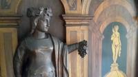 """Alles Fassade? Musealer Fassadenschrank """" Ulmer Schrank"""""""