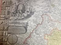 VERKAUFT:Württemberg: Mayer, Homann,Ducatus Würtenbergici
