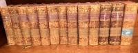 Brockhaus: 2. und 3. Auflage + Supplemente  Neue Folge 13 Bände 1814-1825