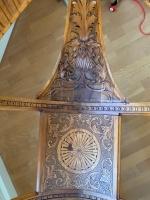 Extravaganter Stuhl Venedig um 1880