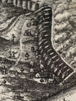 """Leopold: Einblattdruck """"Das befreyete Ulm"""" 1704"""