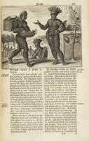 Montanus, Dapper: Die Unbekante Neue Welt, oder Beschreibung des Welt-teils Amerika, und des Sud-Landes.  1673